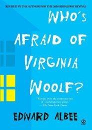 [PDF] Download Who s Afraid of Virginia Woolf? Full