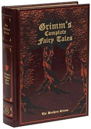 [PDF] Download Grimm s Complete Fairy Tales (Leather-bound Classics) Full