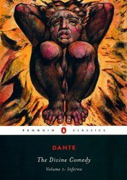 [PDF] Download The Divine Comedy: Inferno: Inferno v. 1 (Penguin Classics) Full