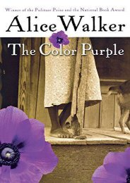 [PDF] Download The Color Purple (Harvest Book) Full