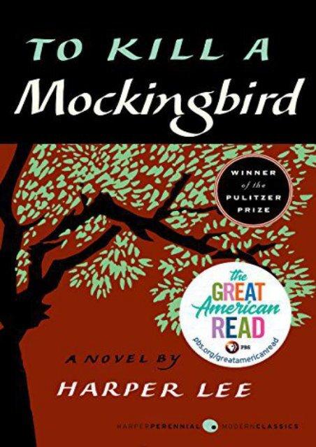 [PDF] Download To Kill a Mockingbird (Harperperennial Modern Classics) Full