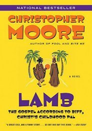 Download PDF Lamb: The Gospel According to Biff, Christ s Childhood Pal Full