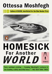 [PDF] Download Homesick for Another World: Stories Full