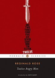 Download PDF Twelve Angry Men (Penguin Classics) Full