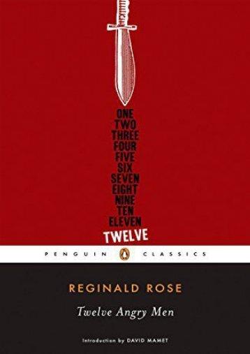Download PDF Twelve Angry Men (Penguin Classics) Full