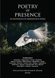 Download PDF Poetry of Presence: An Anthology of Mindfulness Poems Full