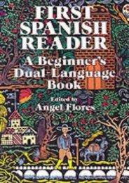 Download PDF First Spanish Reader (Dover Dual Language Spanish) Online