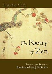[PDF] Download The Poetry of Zen Full