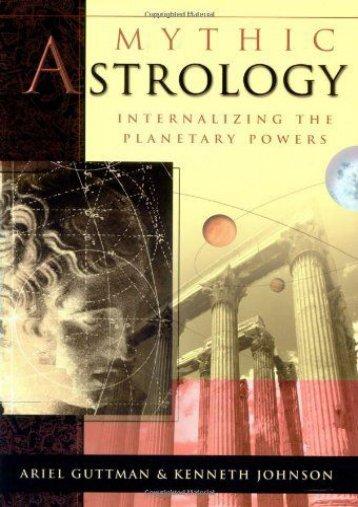 Download PDF Mythic Astrology Online