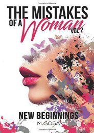 Download PDF The Mistakes Of A Woman: Volume 2: New Beginnings Full
