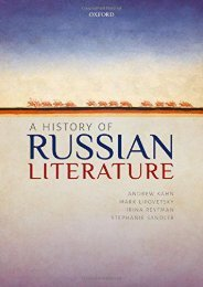 [PDF] Download A History of Russian Literature Full