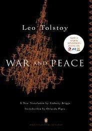 [PDF] Download War and Peace: (penguin Classics Deluxe Edition) (Penguin Classics Deluxe Editions) Online