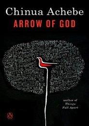 Download PDF Arrow of God Full