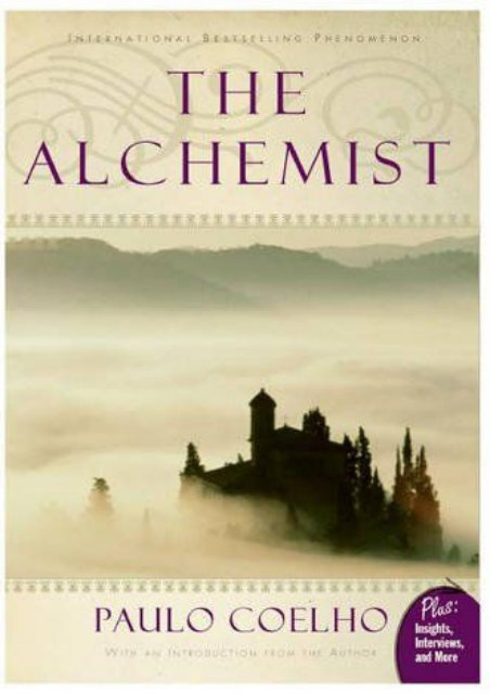 PDF] Download The Alchemist: A Fable About Following Your Dream Full