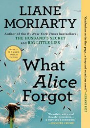 [PDF] Download What Alice Forgot Online