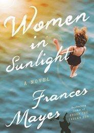 Download PDF Women in Sunlight Online