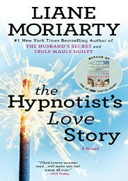 Download PDF The Hypnotist s Love Story Full