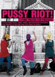 Download PDF Pussy Riot!: A Punk Prayer for Freedom Full