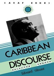 Download PDF Caribbean Discourse (CARAF Books: Caribbean and African Literature Translated from French) Full