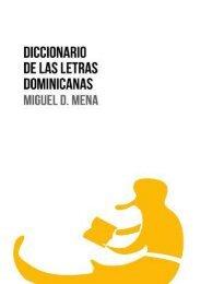 [PDF] Download Diccionario de las Letras Dominicanas Full