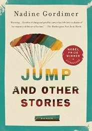 Download PDF Jump and Other Stories Full
