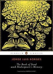 Download PDF Book of Sand and Shakespeare s Memory, the (Penguin Classics) Full