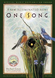 Download PDF One Song: A New Illuminated Rumi Full