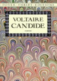 [PDF] Download Candide (Dover Thrift Editions) Online