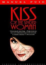 [PDF] Download Kiss of the Spider Woman (Vintage International) Online