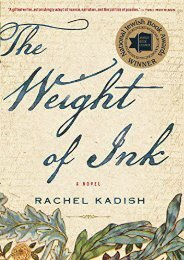 Download PDF The Weight of Ink Full
