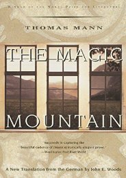 Download PDF Magic Mountain (Vintage International) Full