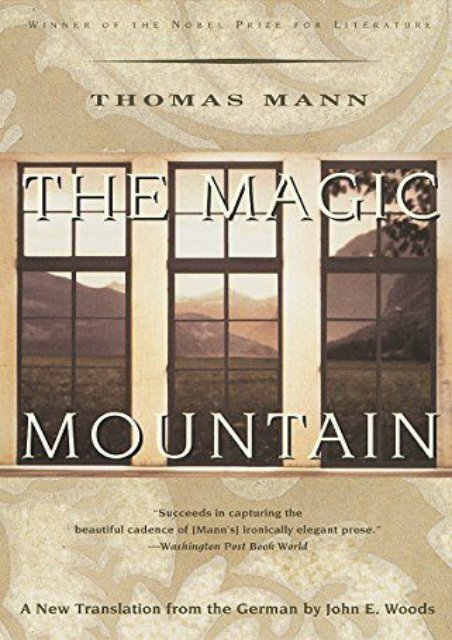 Download PDF Magic Mountain (Vintage International) Full