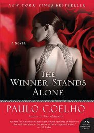 Download PDF The Winner Stands Alone (P.S.) Full
