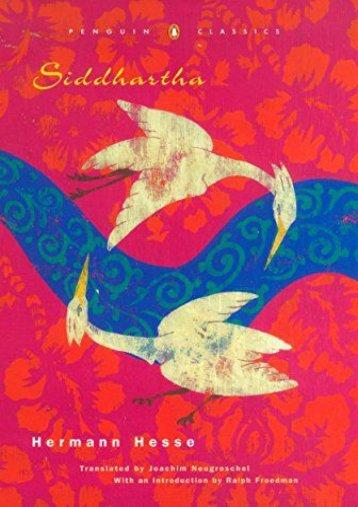 Download PDF Siddhartha (Penguin Classics) Online