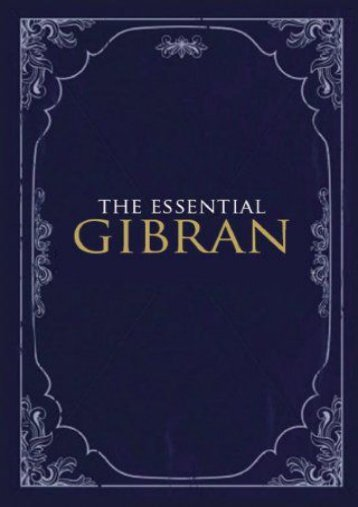 Download PDF The Essential Gibran Online