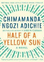 Download PDF Half of a Yellow Sun Full