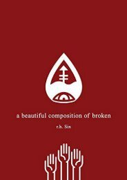 Download PDF A Beautiful Composition of Broken Online
