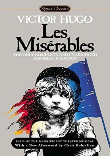 [PDF] Download Les Miserables (Signet Classics) Online