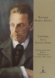 [PDF] Download Letters To A Young Poet (Modern Library Classics) Full
