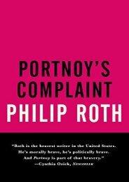 Download PDF Portnoy s Complaint (Vintage International) Full
