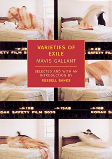 [PDF] Download Varieties of Exile (New York Review Books Classics) Full