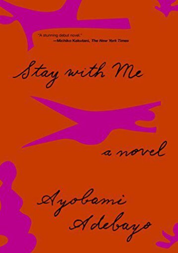 [PDF] Download Stay with Me Full