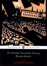 [PDF] Download The Portable Twentieth-Century Russian Reader (Penguin Classics) Online