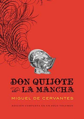 [PDF] Download Don Quijote de la Mancha (Vintage Espanol) Full