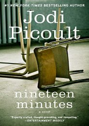 [PDF] Download Nineteen Minutes (Wsp Readers Club) Full