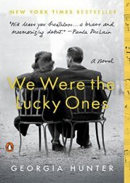 [PDF] Download We Were the Lucky Ones Online