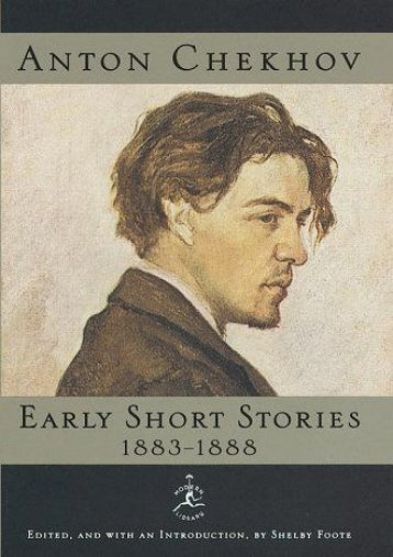 Download PDF Early Short Stories (Modern Library) Full