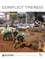 contextualising the peacekeeping and peacebuilding nexus - Accord