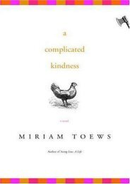 [PDF] Download A Complicated Kindness: A Novel Full