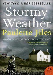 Download PDF Stormy Weather (P.S.) Online